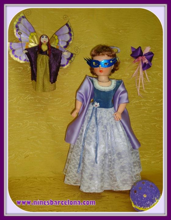 Mardi Gras Doll