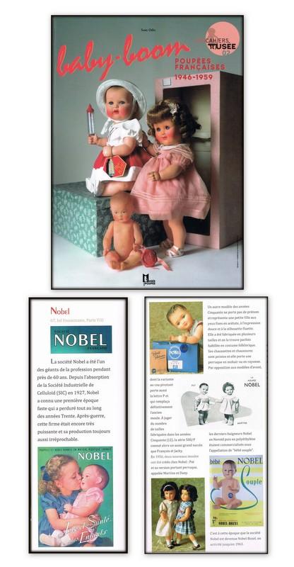 Libro muñecas francesas.