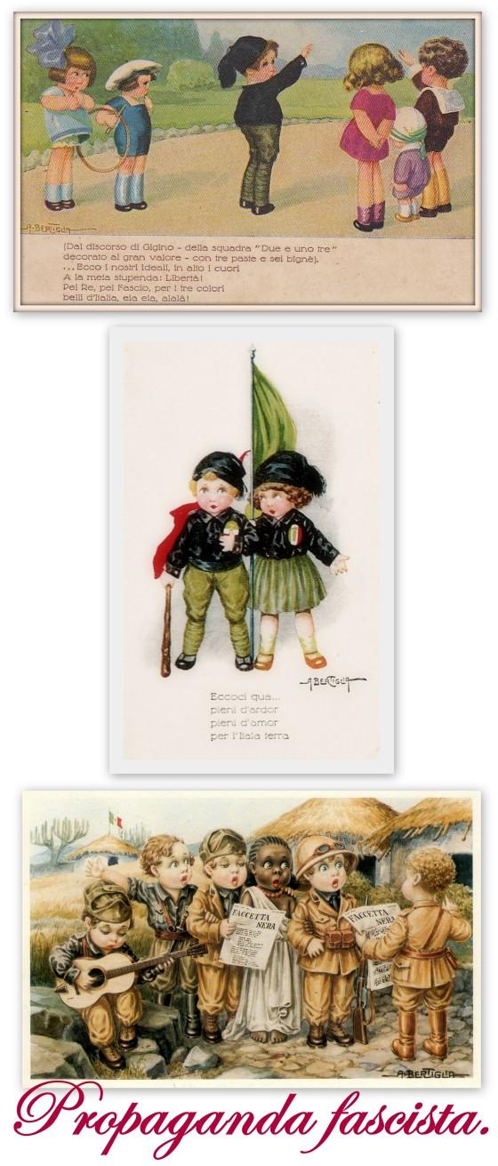 Postales de A. Bertiglia