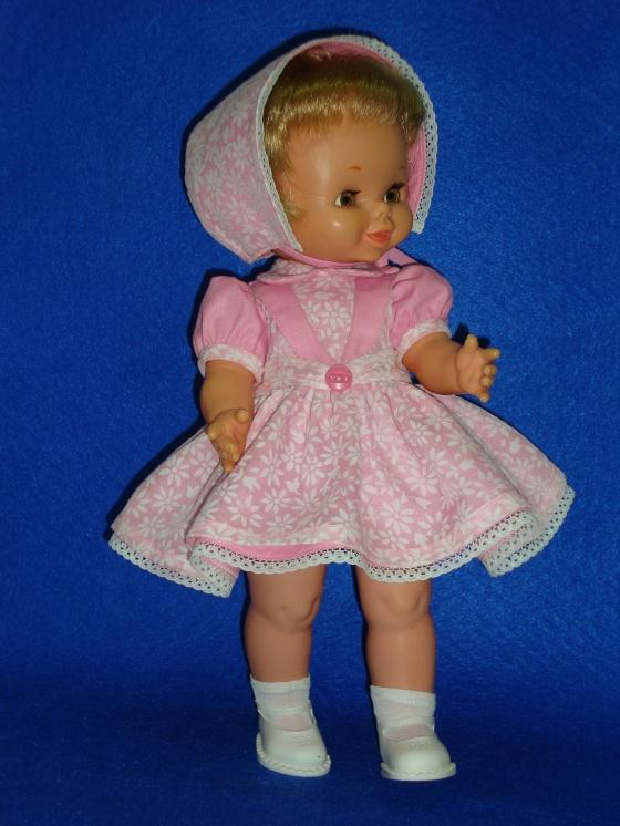 Muñecas años 70