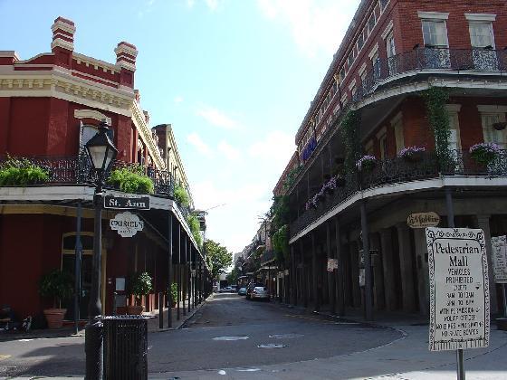 French Quarter-New Orleans
