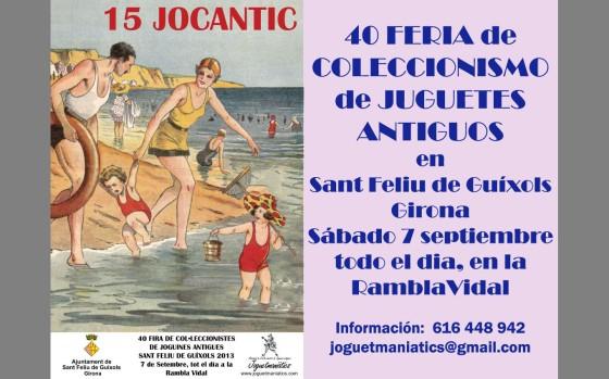 Jocantic Sant Feliu