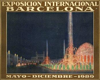 Exposición Internacional 1929