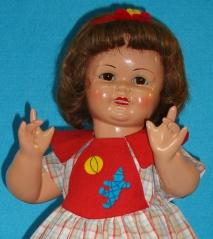 Muñecas de Carmen Cervera