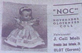 Muñecas NOC