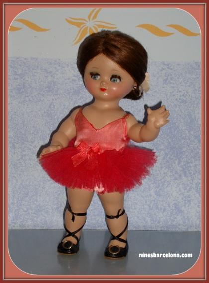 Linda Pirula ballarina