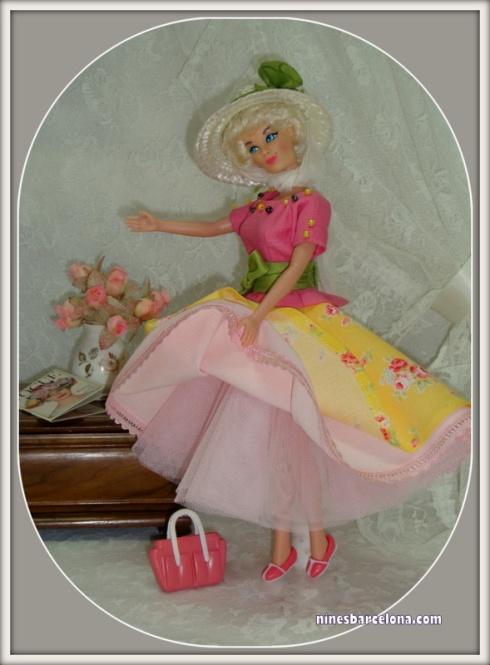 Barbie-Candi. Rossa