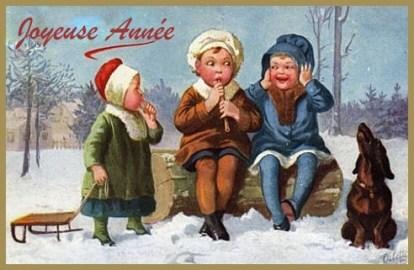 postales feliz año nuevo