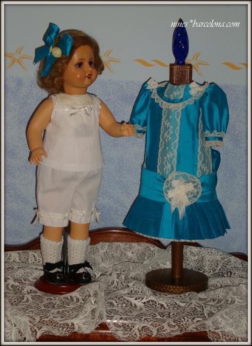 Muñecas de los años 1940/50   Colección de Muñecas antiguas y ...