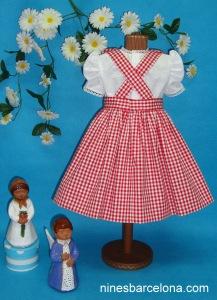 Boutique Vestidos Para Tu Muñeca Colección De Muñecas
